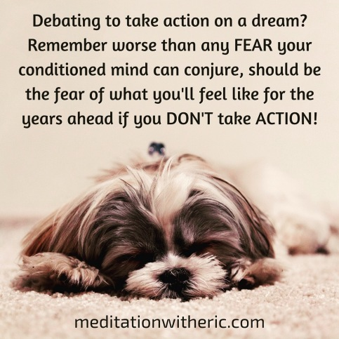Debating action on dreams